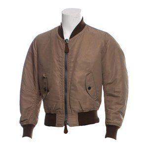 Burberry Prorsum 2013 Men's Zip-Up Bomber Jacket